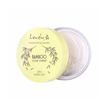 Lovely - Polvos Sueltos Ultra Mate Skin - Bamboo