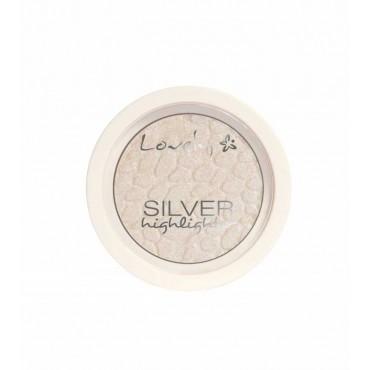 Lovely - Iluminador en polvo Silver