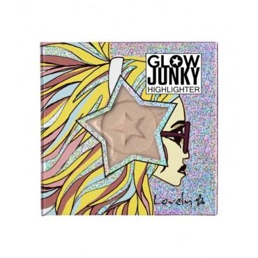 Lovely - Iluminador en Polvo Glow Junky - 1: Caramel