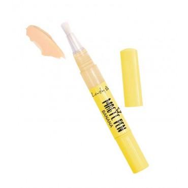 Lovely - Corrector Líquido Magic Pen - Banana