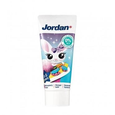 Jordan - Pasta dental junio 0-5 años