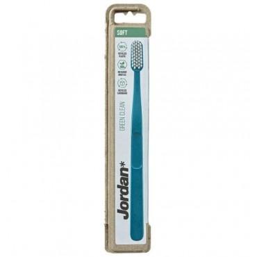 Jordan - Cepillo dental Ecofrendly Green Clean  - Suave