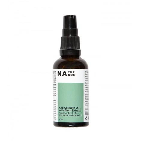Naturcos - Aceite anticelulítico con extracto de Abedul
