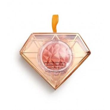 Revolution - *Precious Stone* - Iluminador en polvo - Molten Bronze