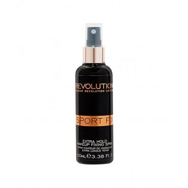 Makeup Revolution - Fijador del maquillaje en Spray Sport Fix Extra Hold