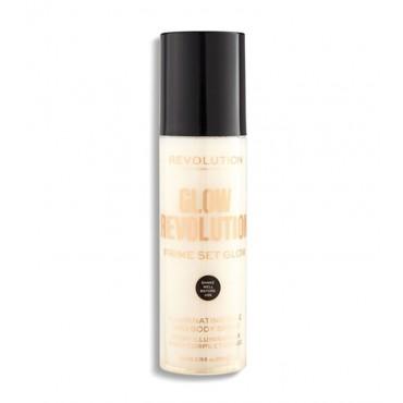 Revolution - Spray Fijador de Maquillaje Glow Revolution - Eternal Gold