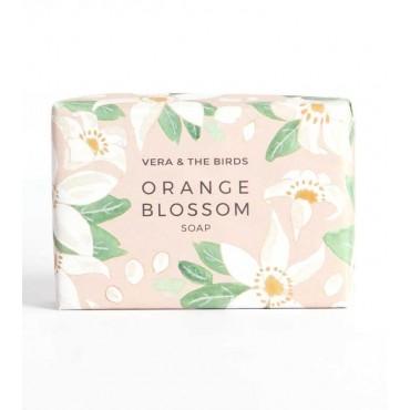 Vera And The Birds - Jabón sólido artesanal Orange Blossom