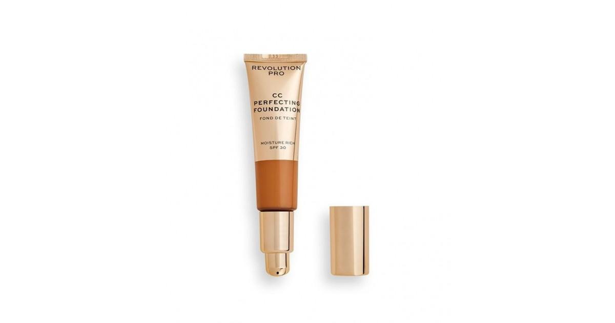 Revolution Pro - CC Cream Perfecting Foundation SPF 30 - F11.5