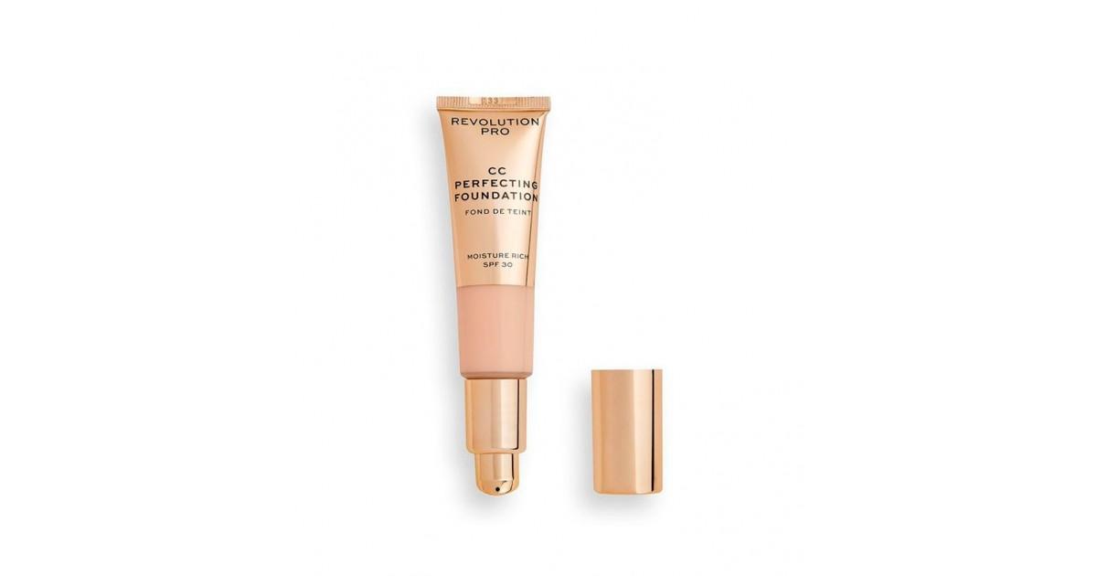Revolution Pro - CC Cream Perfecting Foundation SPF 30 - F0.1