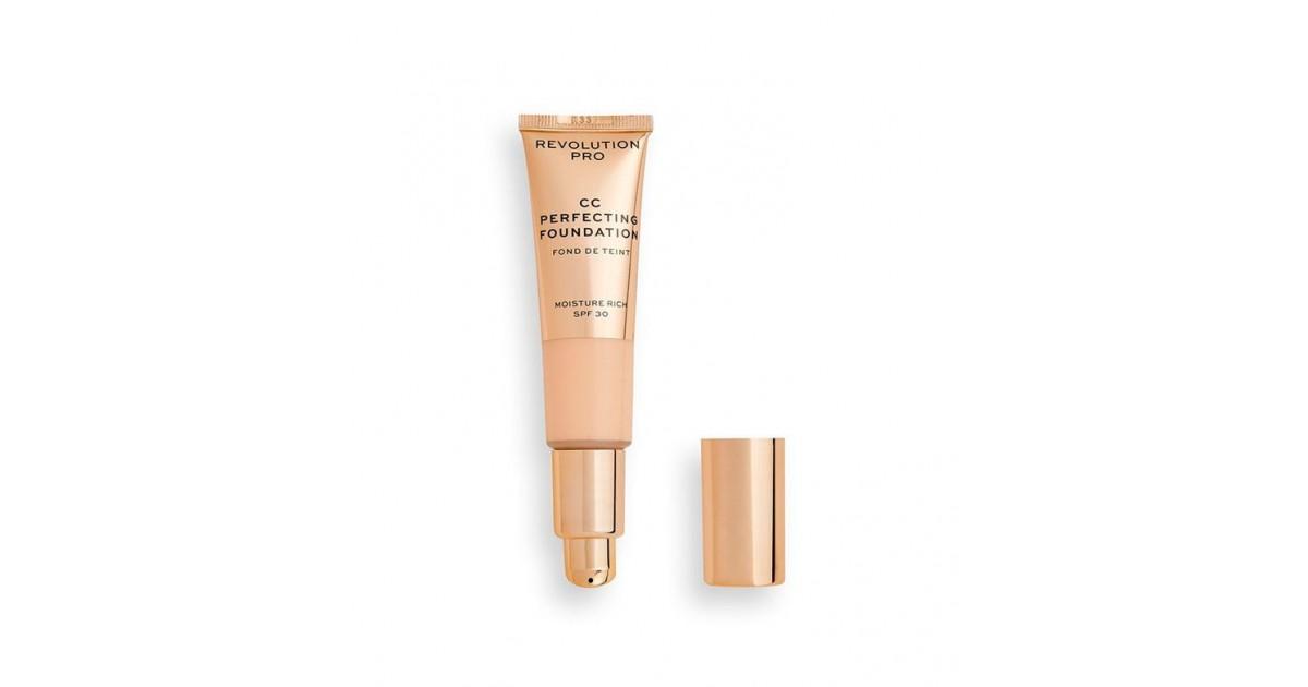 Revolution Pro - CC Cream Perfecting Foundation SPF 30 - F0.2