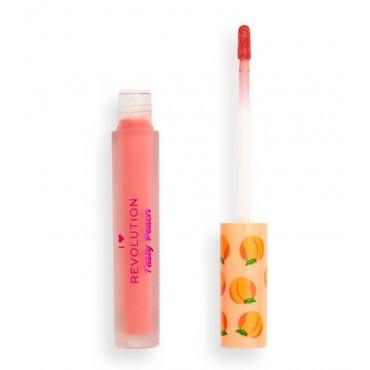 I Heart Revolution - Labial líquido Tasty Peach - Melba