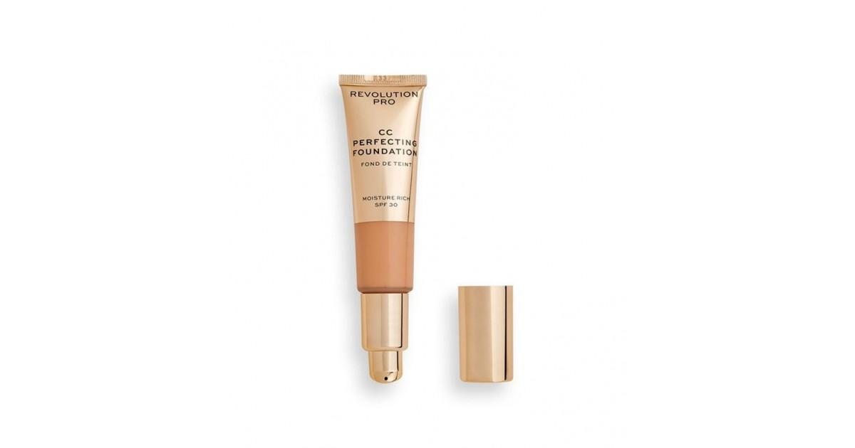 Revolution Pro - CC Cream Perfecting Foundation SPF 30 - F5