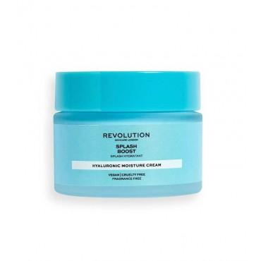 Revolution Skincare - Crema hidratante con ácido hialurónico Splash Boost