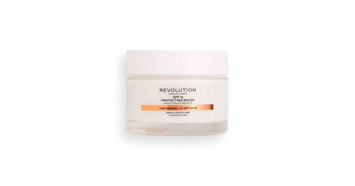 Revolution Skincare - Crema hidratante SPF15 - Piel normal a grasa