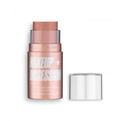 Makeup Obsession - Face & Body Shimmer - Iluminador en stick Illuminating - Game