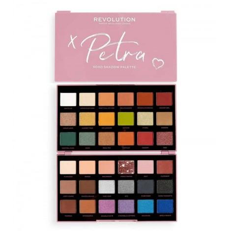 Revolution - Paleta de sombras X Petra XOXO