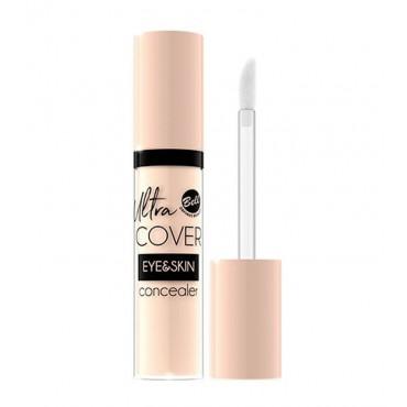 Bell - Corrector líquido Ultra Cover Eye & Skin - 003: Medium Beige