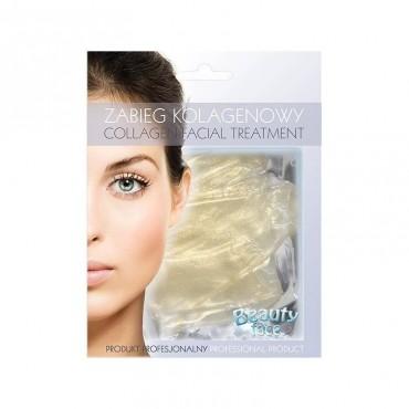 Beauty Face - Mascarilla de colágeno reconstructora e iluminadora