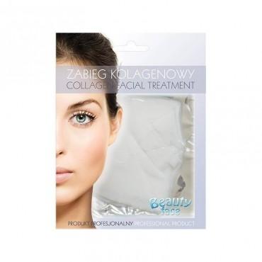 Beauty Face - Mascarilla de colágeno fortalecedora y rejuvenecedora - Piel Atópica