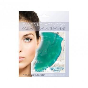 Beauty Face - Mascarilla de colágeno reafirmante y tensora - Microelementos del Fondo Marino