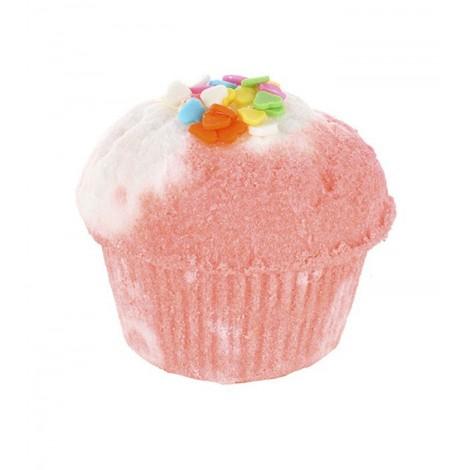 Treets - Bomba de baño Muffin - OMG Orange