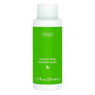 Ziaja - Tamaño Viaje - Oliva Natural Gel de higiene íntima