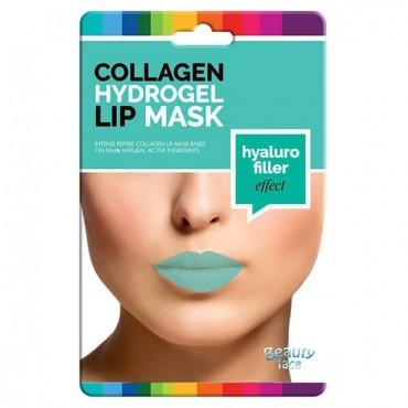 """Beauty Face - Máscara de colágeno para labios Efecto """"Relleno Hialurónico"""""""