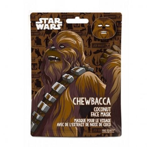 Mad Beauty - Mascarilla Facial Disney -Chewbacca
