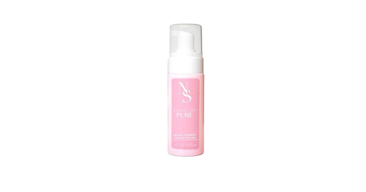 Noemi Salazar - NS Pure - Mousse Limpiadora Suave - 150ml