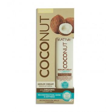 Kativa - Sérum en crema con Aceite de Coco Orgánico - 200ml