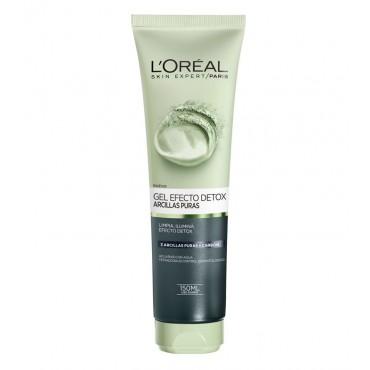 L'Oreal - Arcillas Puras - Gel Exfoliante Efecto Detox - 150 ml