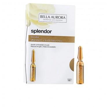 Bella Aurora - SPLENDOR 10 - Booster Vitamina C + Hialurónico - 5ud