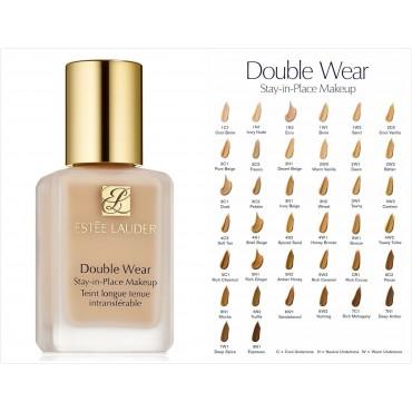 Estée Lauder - Double Wear - Stay-in Place Makeup - SPF 10 2C1 Pure Beige - 30 ml