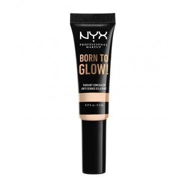 Nyx Professional Makeup - Corrector Born To Glow - Fair - 5.30ml