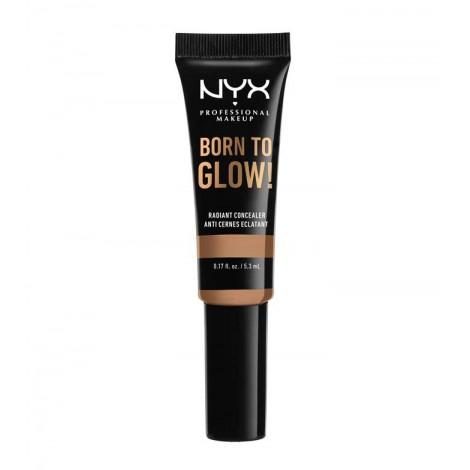 Nyx Professional Makeup - Corrector Born To Glow - Neutral Tan - 5.30ml