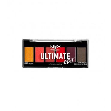 Nyx Professional Makeup - Paleta de sombras Ultimate Edit - USP03: Phoenix