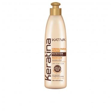 Kativa - Keratina - Crema de peinar - 250ml