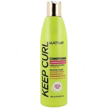 Kativa - Keep Curl - Acondicionador Rizos - 250ml