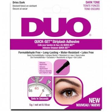 DUO - Quick-set Striplash - Pegamento para pestañas - Tono Oscuro