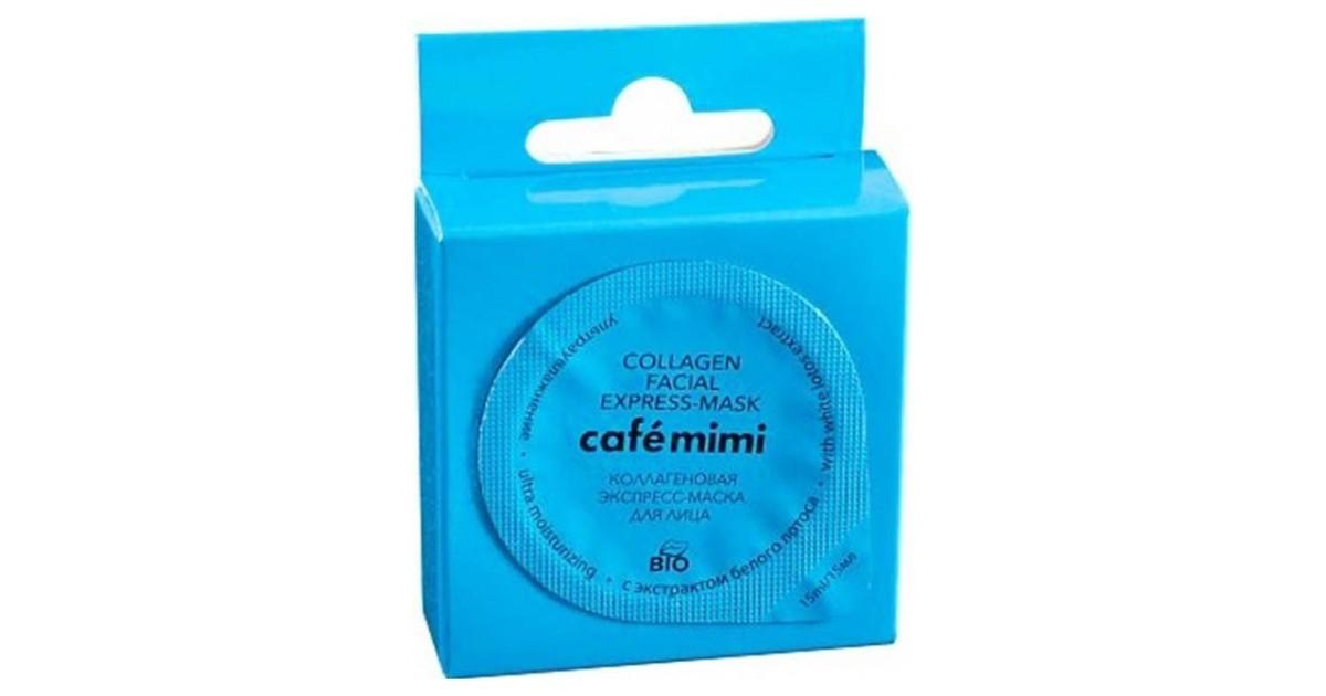 Café Mimi - Mascarilla Exprés Facial Colágeno - 15ml
