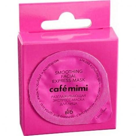 Café Mimi - Mascarilla Exprés Alisante  - 15ml