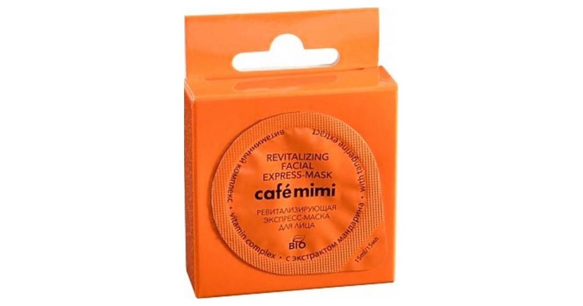 Café Mimi - Mascarilla Exprés Revitalizante  - 15ml