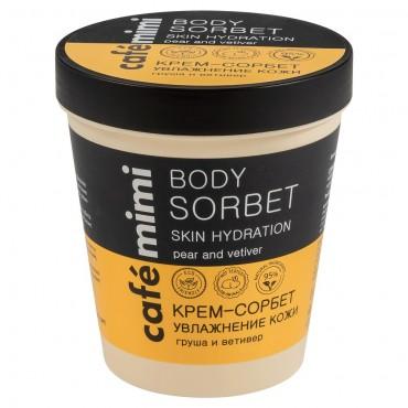 Café Mimi - Sorbete Corporal Hidratante - 220ml