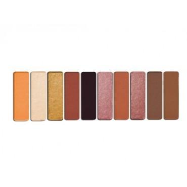 Wet N Wild - Paleta de 10 sombras de ojos Color Icon - E756A: My Glamour Squad