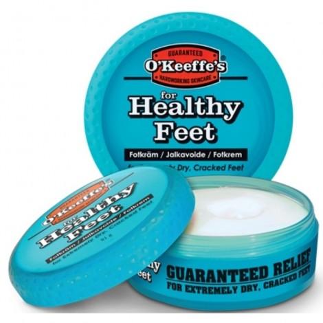 O'Keeffe's - Crema de Pies - For Healthy Feet