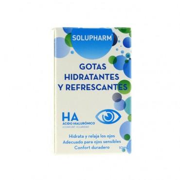 Solupharm - Gotas Hidratantes y Refrescantes - 10ml