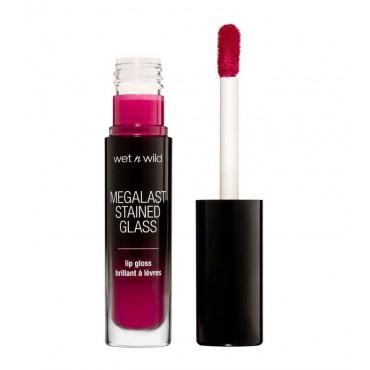 Wet N Wild - Brillo de labios Megalast Stained Glass - Love Blinding Glare