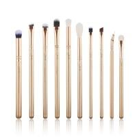 Jessup Beauty - Set de pinceles 10 piezas - T412: Golden/Rose Gold