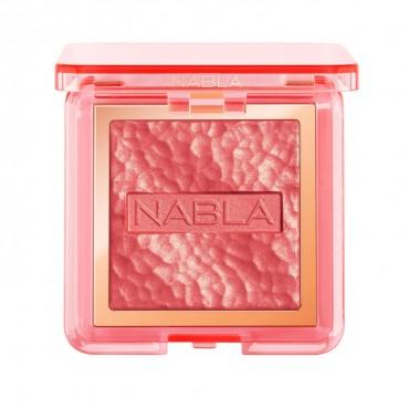 Nabla - SKIN GLAZING - Iluminador en polvo compacto - LOLA