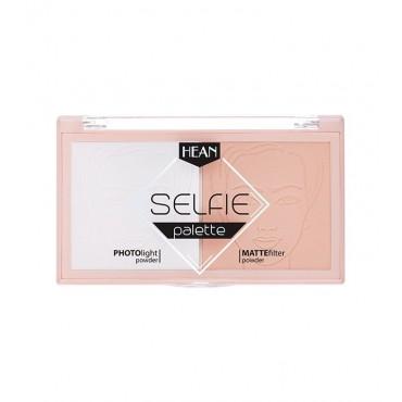 Hean - Paleta de polvos compactos Selfie